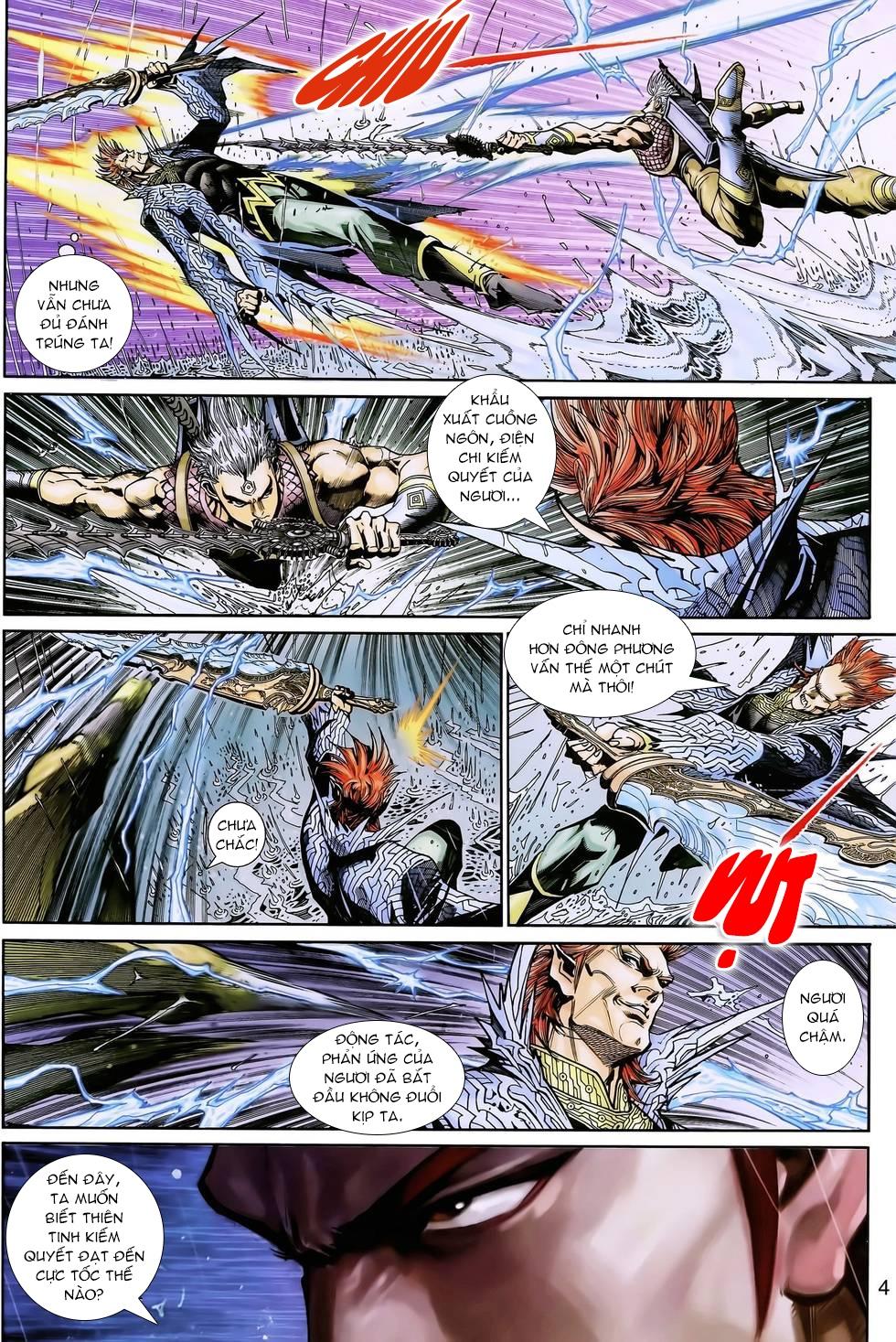 Thần binh huyền kỳ 3 - 3.5 tập 146 - 3