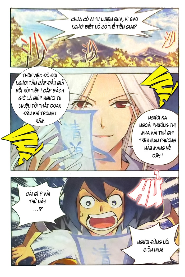 Đấu Phá Thương Khung chap 3 page 24 - IZTruyenTranh.com
