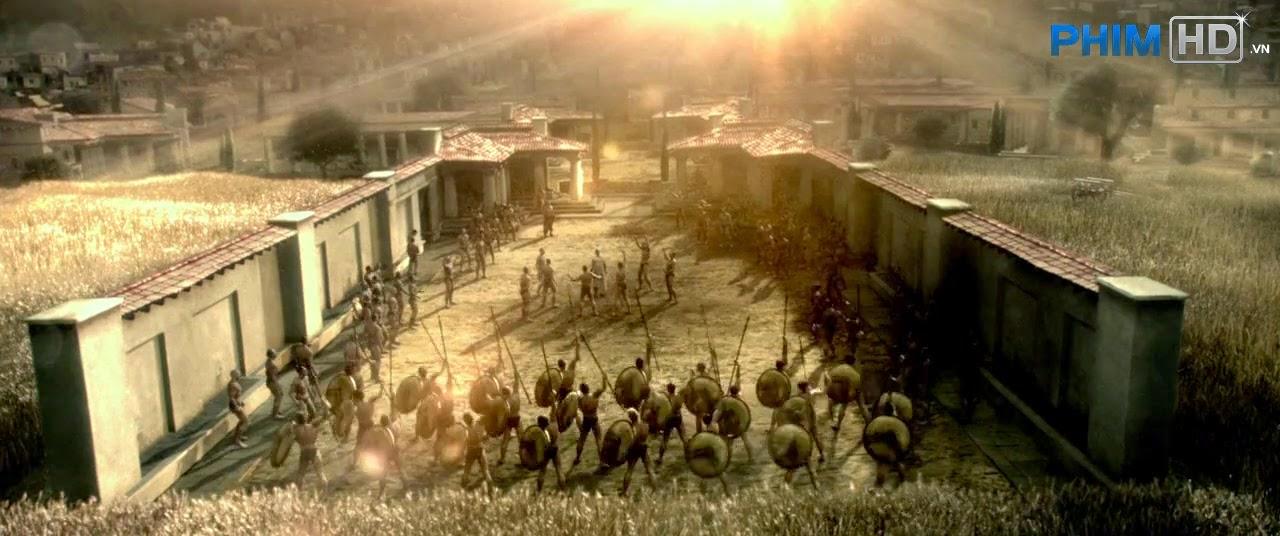 Hình ảnh 300: Đế Chế Trỗi Dậy
