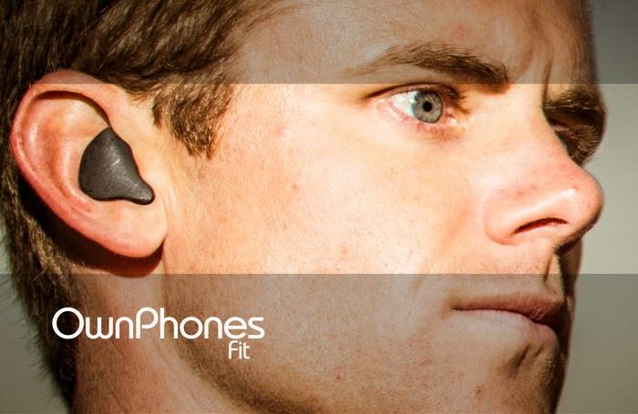 ownphones fit designer