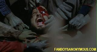 Tom Savini zombie effects