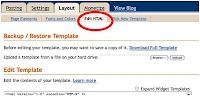 Adicionando botão curtir no blog