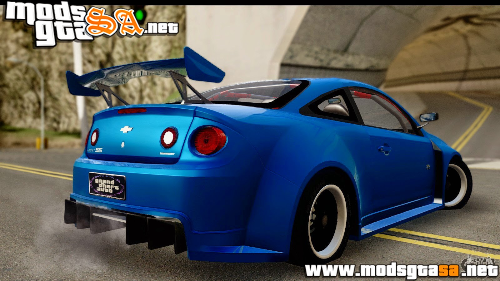 SA - Chevrolet Cobalt SS Mio Itasha
