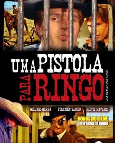 Capa - Uma Pistola Para Ringo