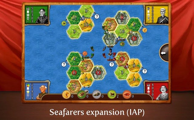 Catan android screenshot4