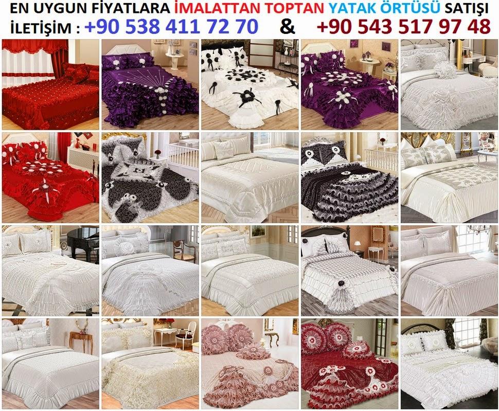 toptan yatak örtüsü imalatı yapan firmalar