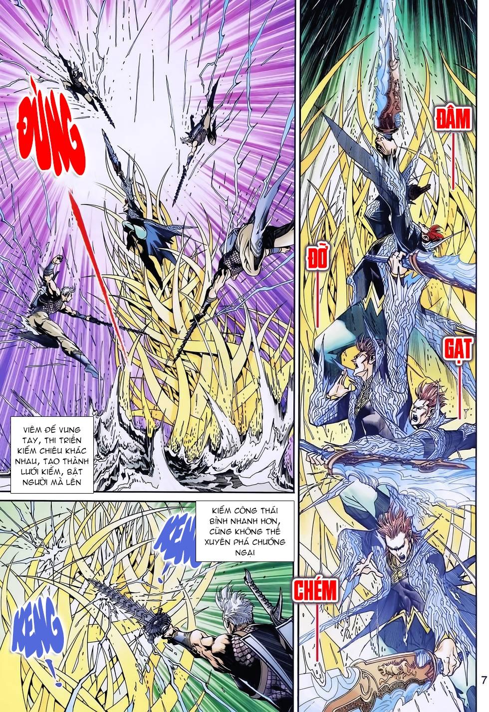 Thần binh huyền kỳ 3 - 3.5 tập 146 - 6