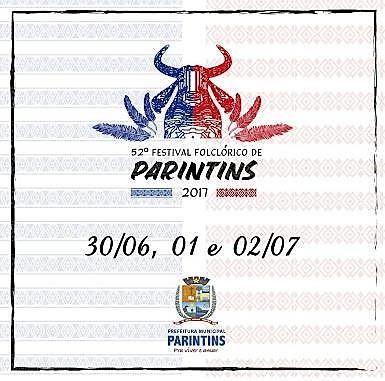 30 de junho a 2 de julho: Parintins