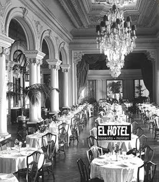 El Hotel / Blaseotto + Molinari
