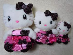 Boneka hello kitty 3