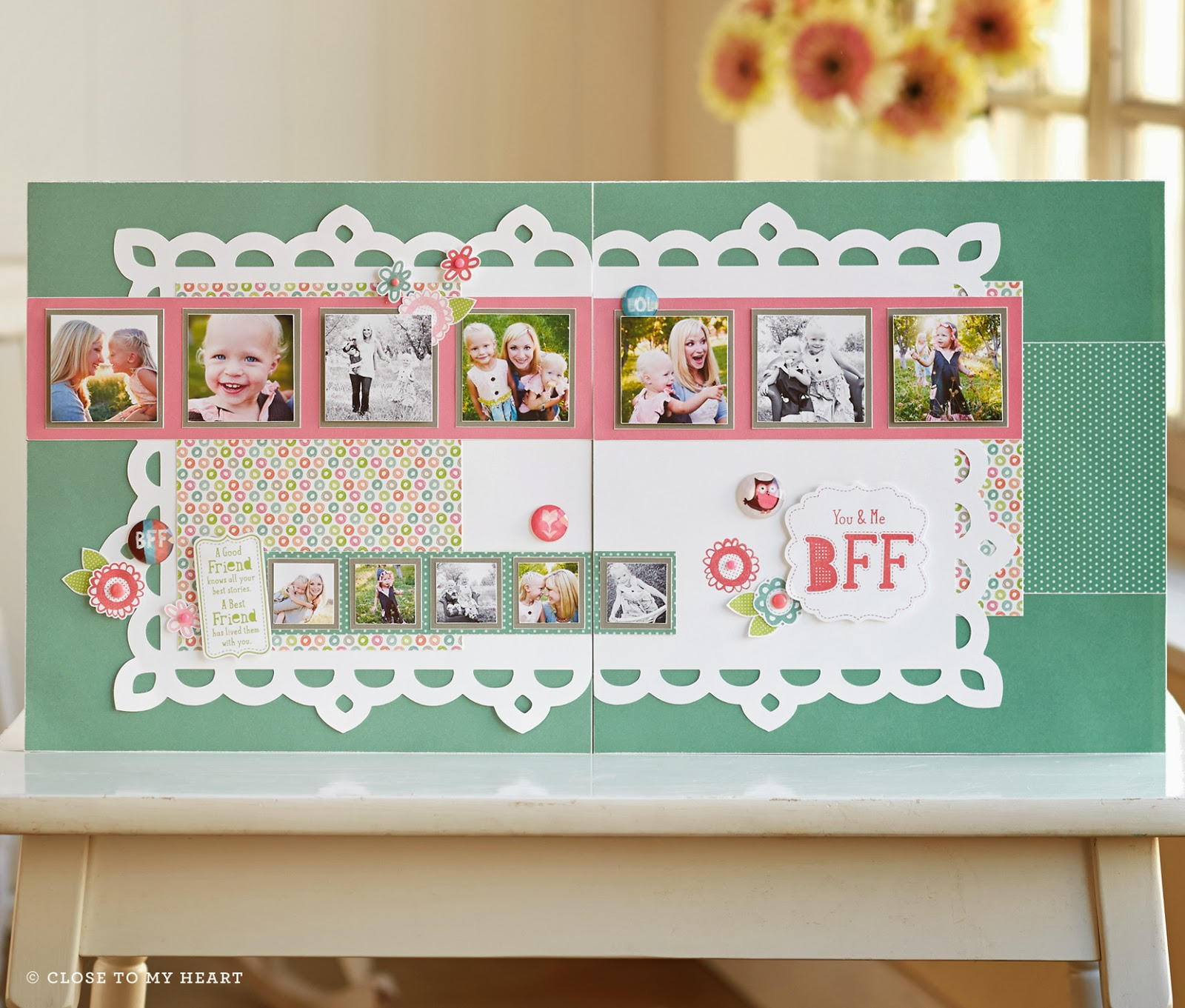 CTMH Lollydoodle Paper Pack