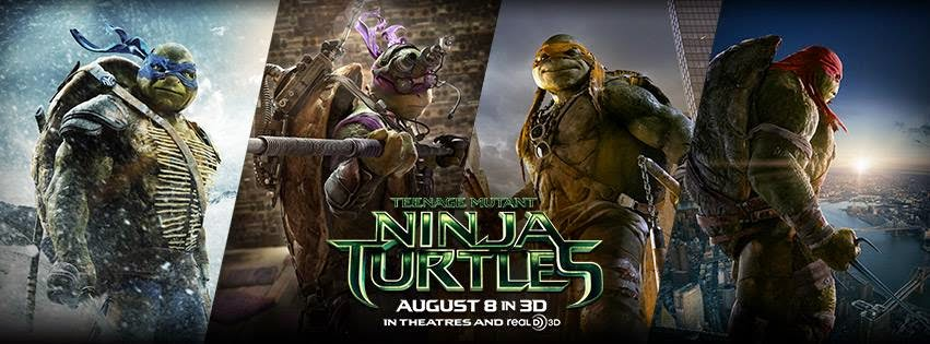 pelicula tortugas ninja