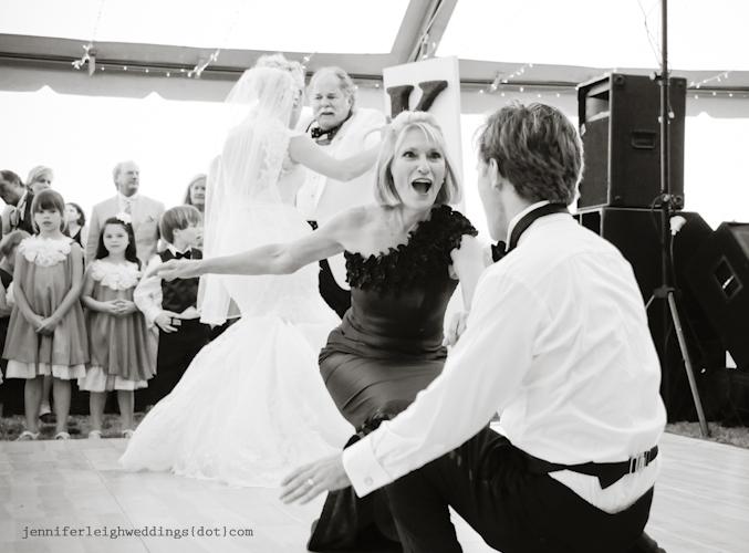 Cecile Ganten Get Married The Seaside Reception Jennifer - Godfather Wedding Cake