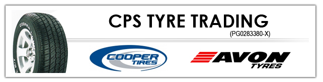 4x4 tyres suppliers Penang Malaysia - CPS TYRE TRADING