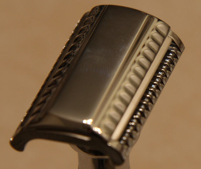 merkur 39C close up