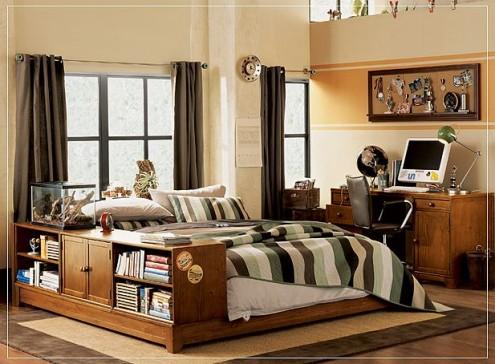 Petición de vivienda. Dormitorios-muchachos-09