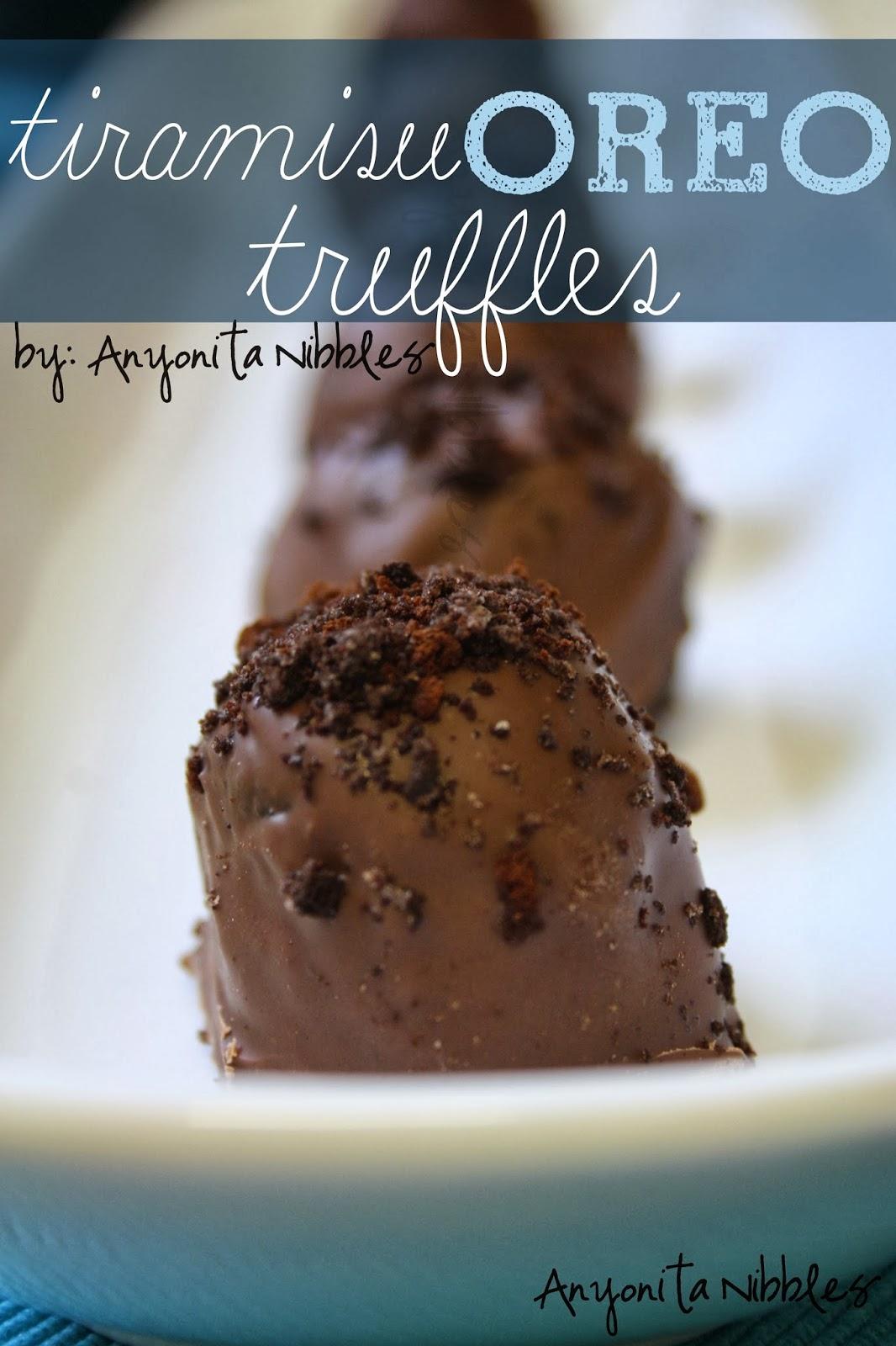 Easy truffle recipe uk