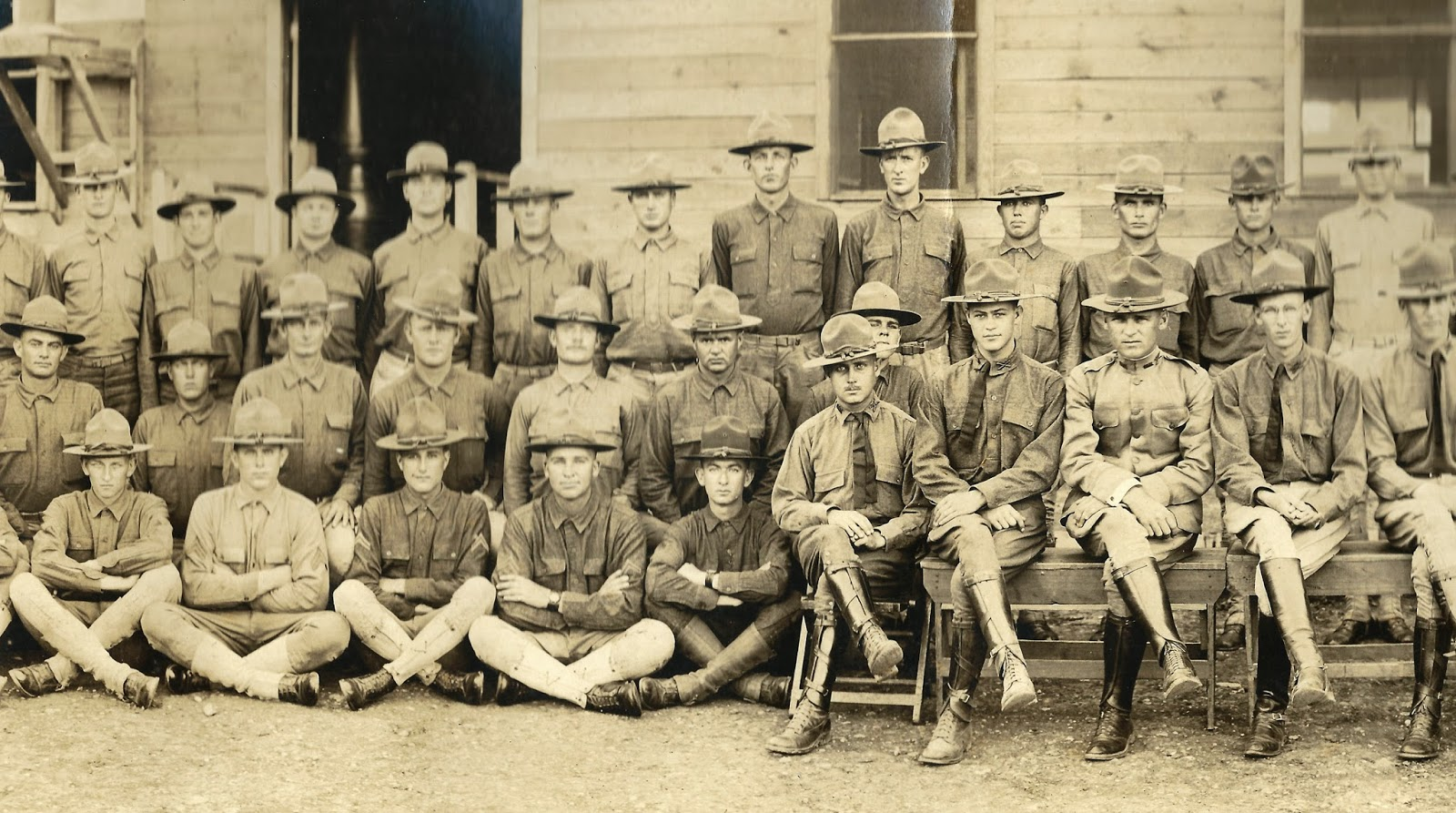 the story of the 90th division american expeditionary forces