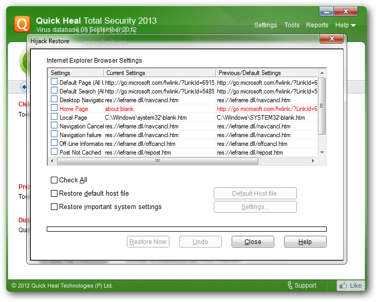 quick heal total security 2013 serial key txt