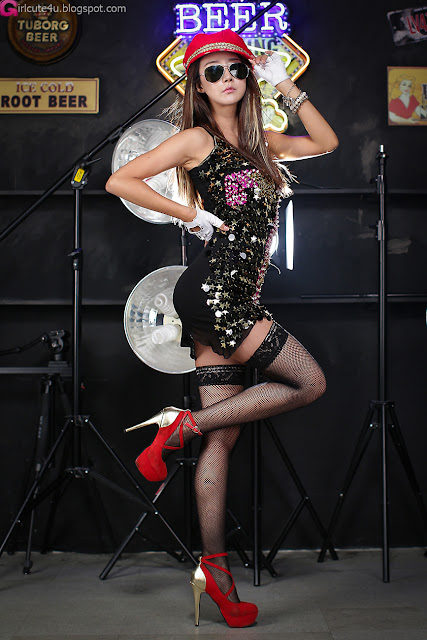 3 The Star - Park Hyun Sun-Very cute asian girl - girlcute4u.blogspot.com