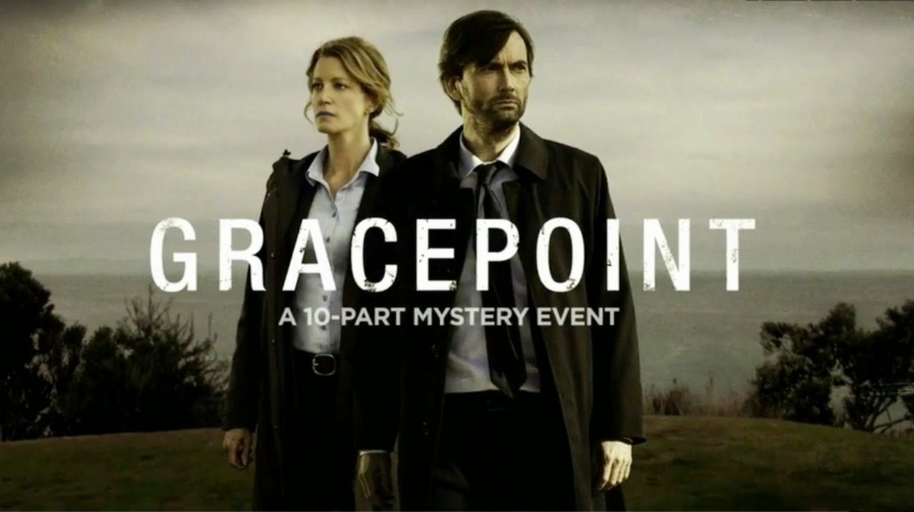 """Gracepoint - Episode 1.07 - Review: """"A Shocking Discovery"""""""