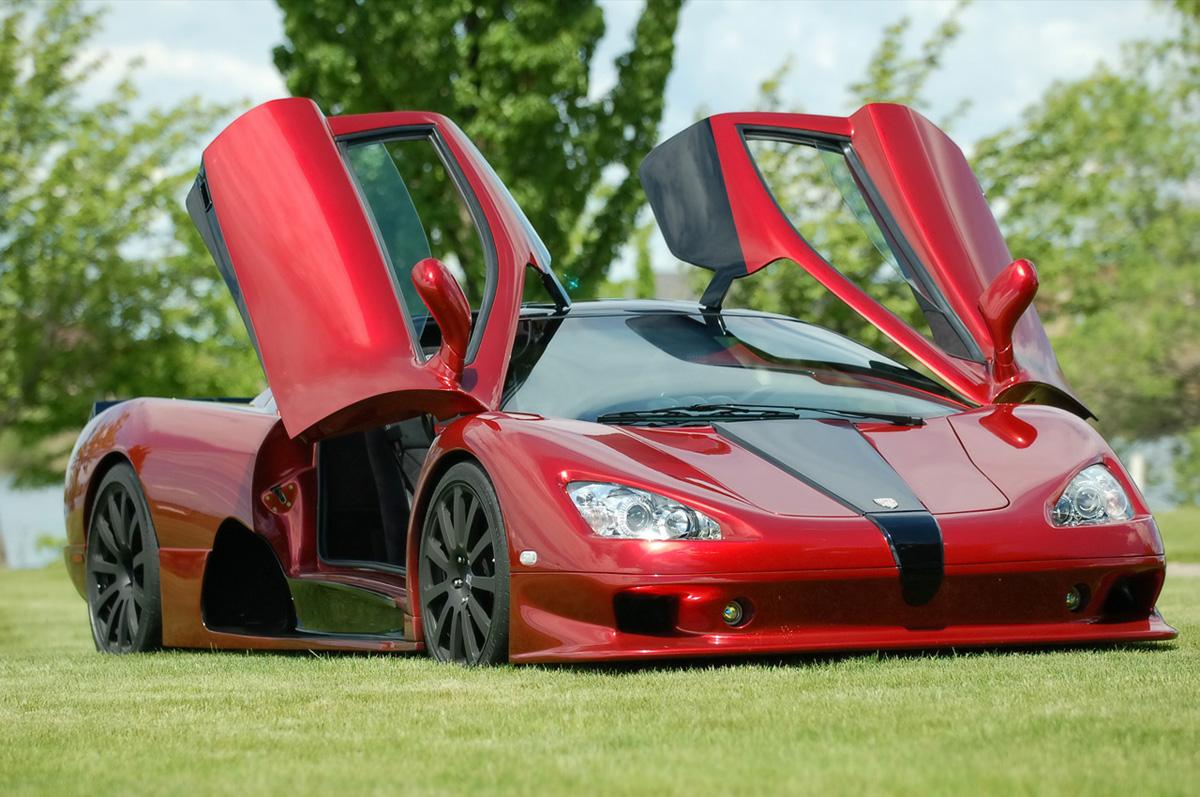 Fastest Cars In America ~ info