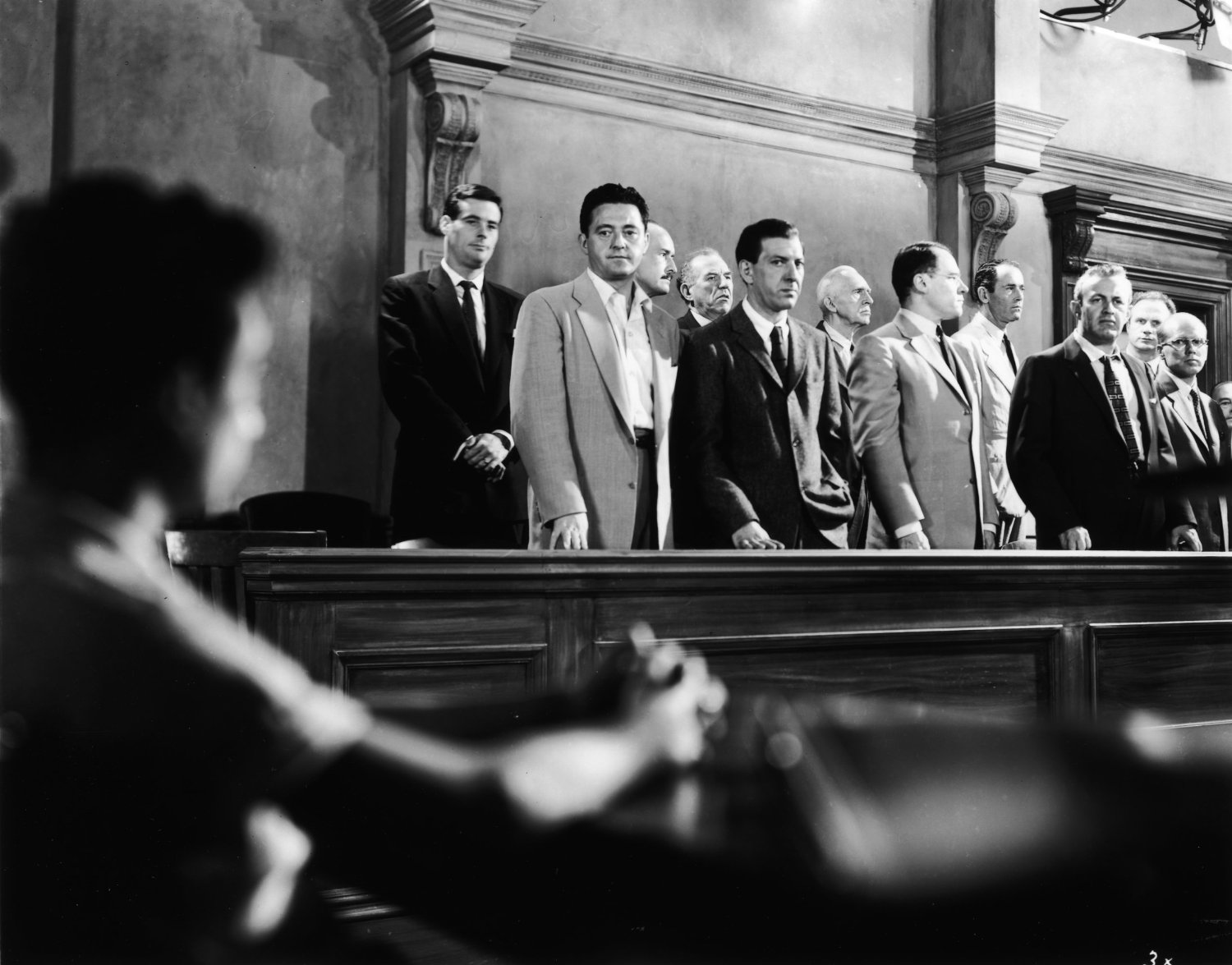 my meaningful movies angry men its pressure cooker environment mirrors the heated exchanges that follow as the men argue the points of the case