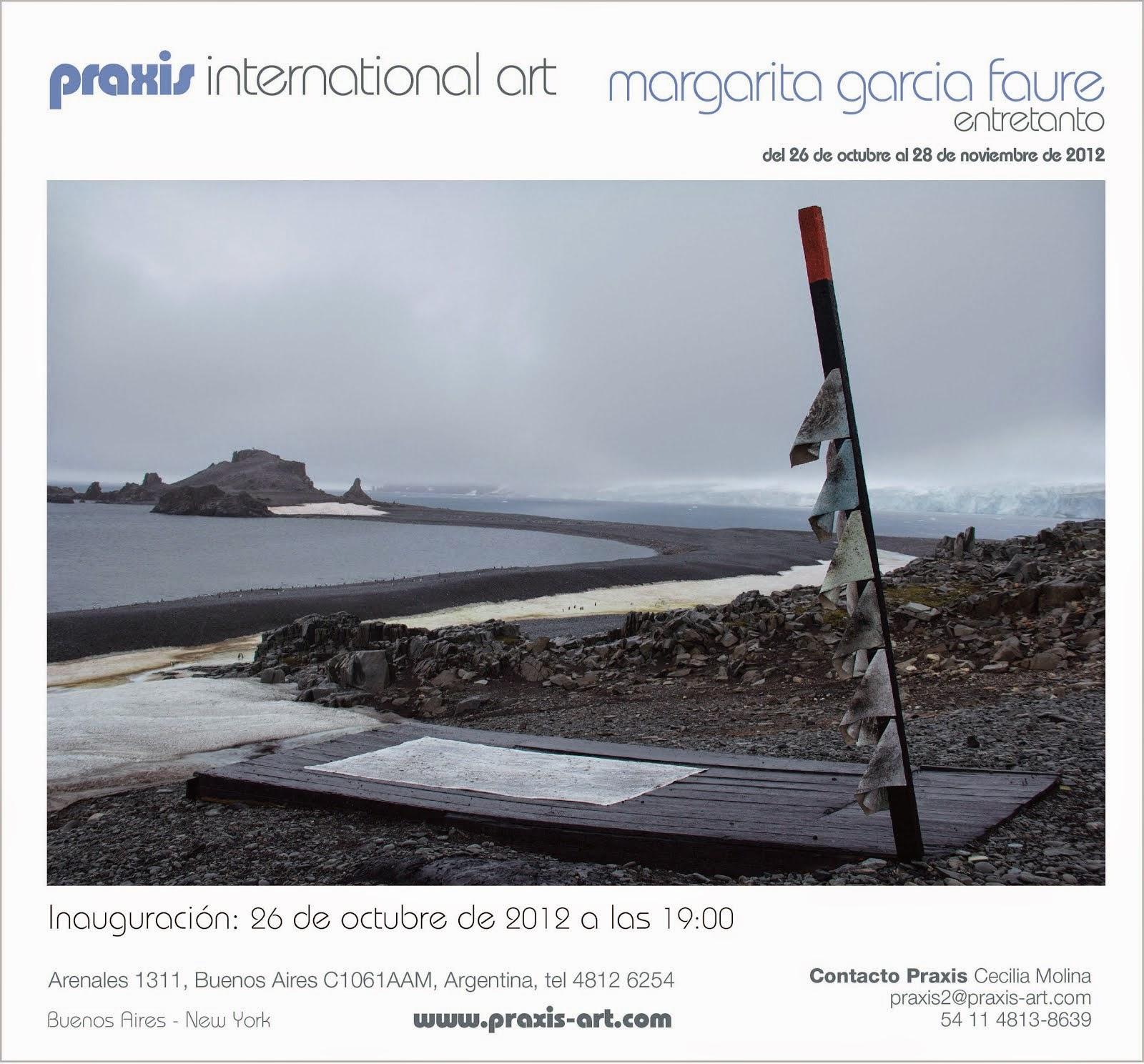 ENTRETANTO Galería Praxis, 2012