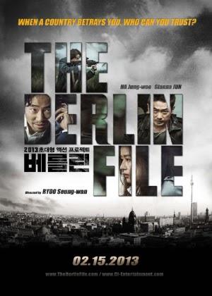 Điệp Viên Đặc Biệt - The Berlin File (2013) Vietsub