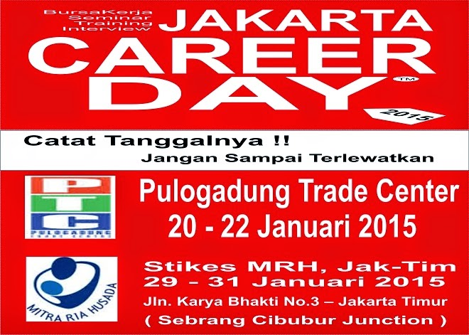 Job Fair Jakarta Career Day 2015