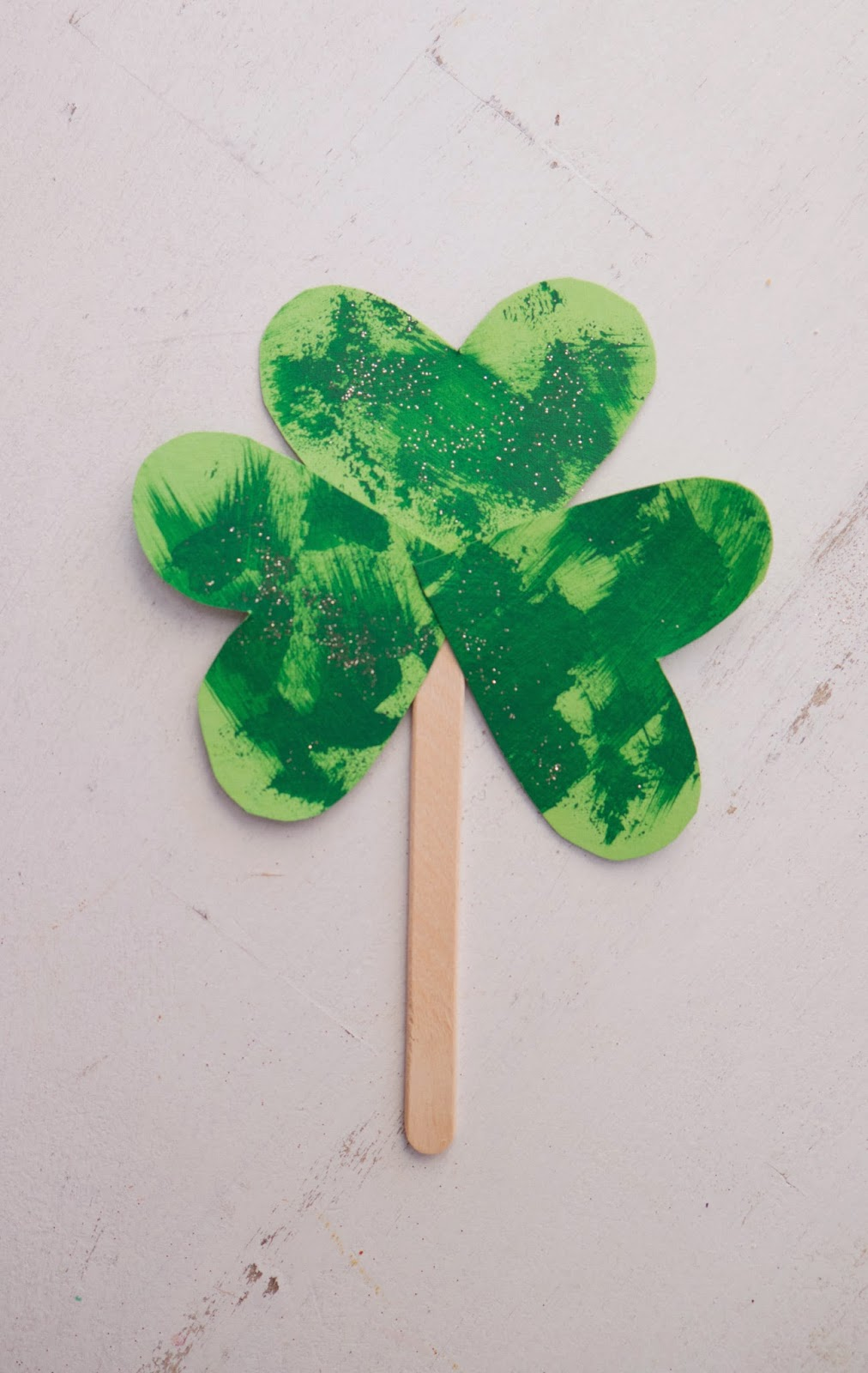 Saint Patrick's Day Party Craft for Kids