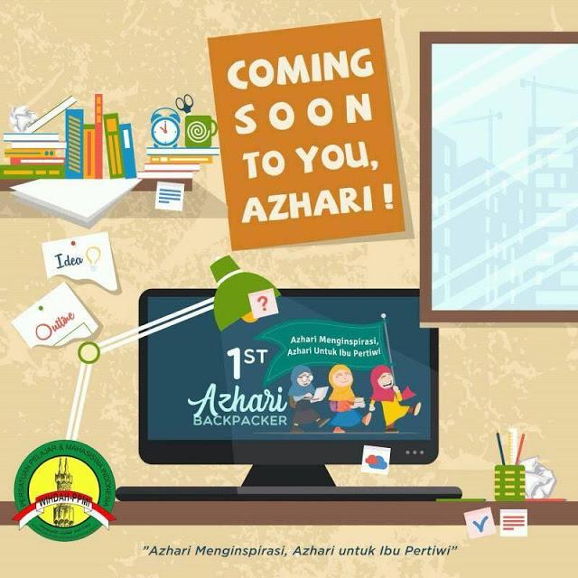 Azhari Back-Packer, Wihdah Punya