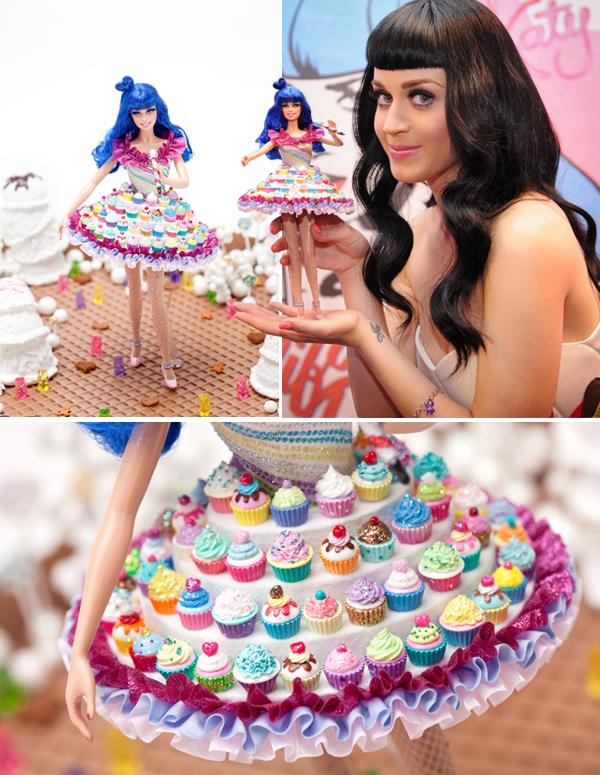 Clr Land Nicki Minaj And Katy Perry Get Barbiefied