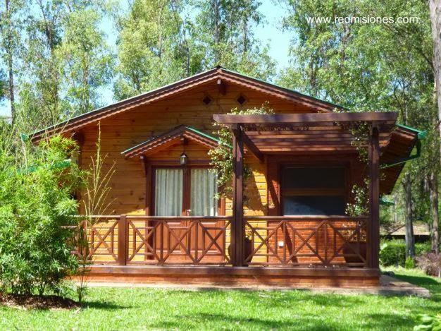 Arquitectura de casas construir casas de madera en argentina - Fotos de casas de madera por dentro ...