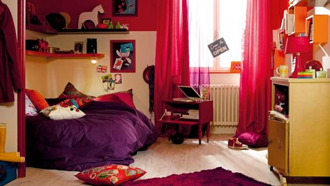 Jt Jantom Some Ideas To Make The Teen Room Warmer