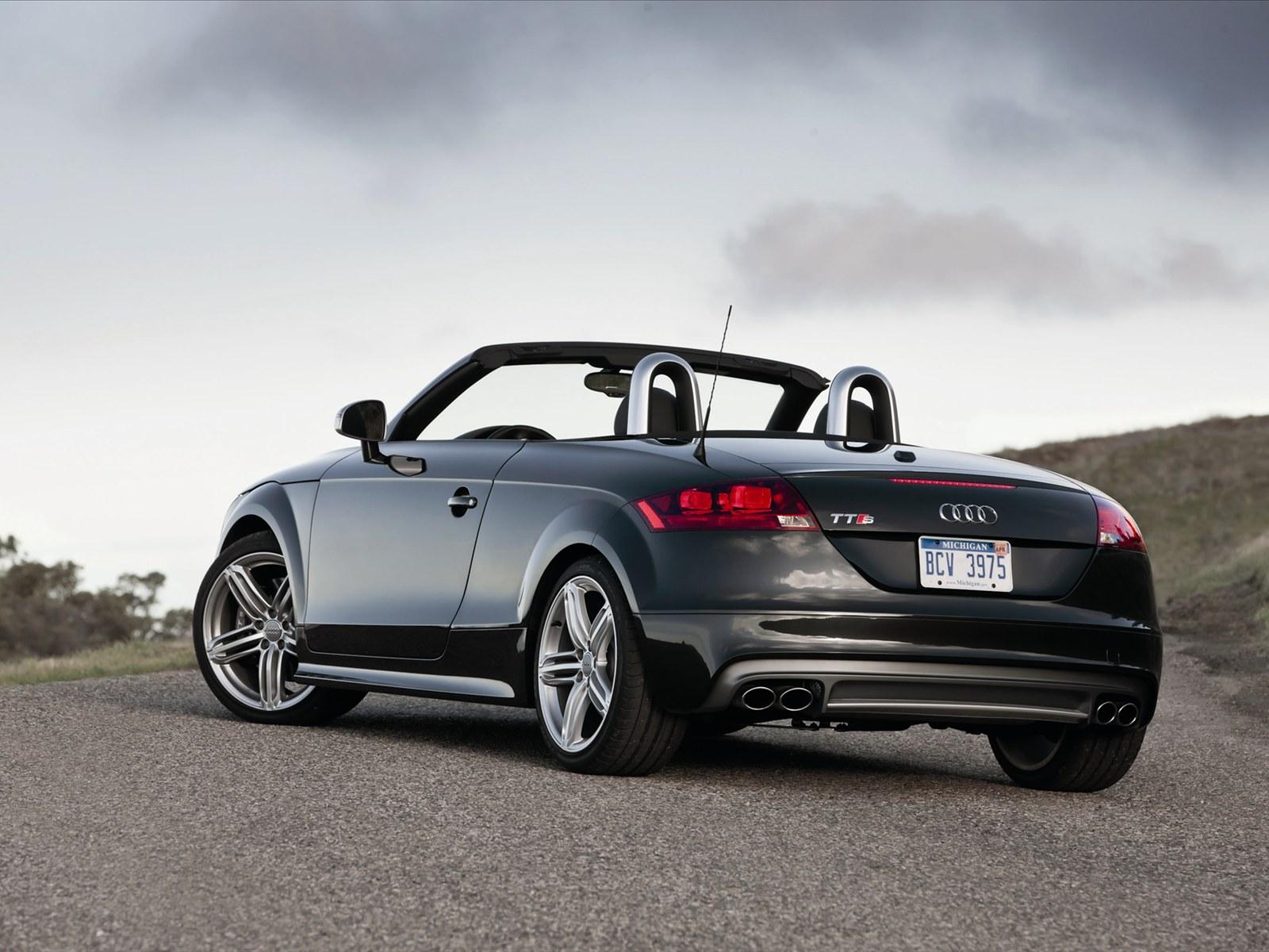all types of autos audi tts roadster 2012. Black Bedroom Furniture Sets. Home Design Ideas