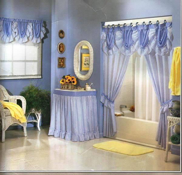 Funny shower curtains 20 pics curious funny photos - Cortinas para cocina fotos ...