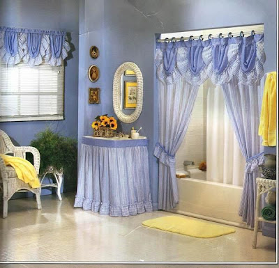 Designer Shower Curtains - Bathroom Designs Magazine - The Latest