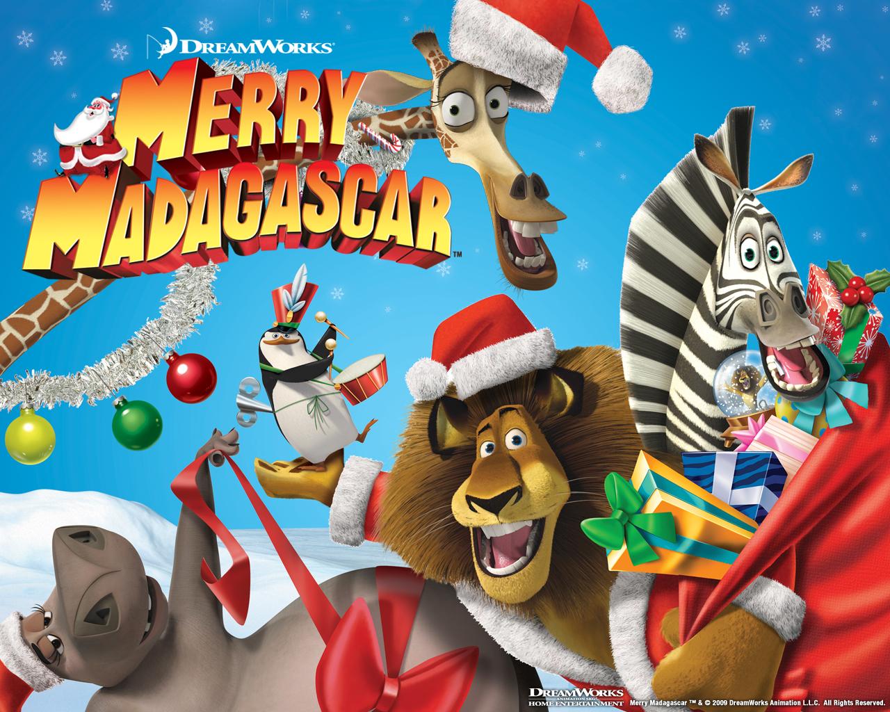 'Tis The Season: Merry Madagascar Premieres