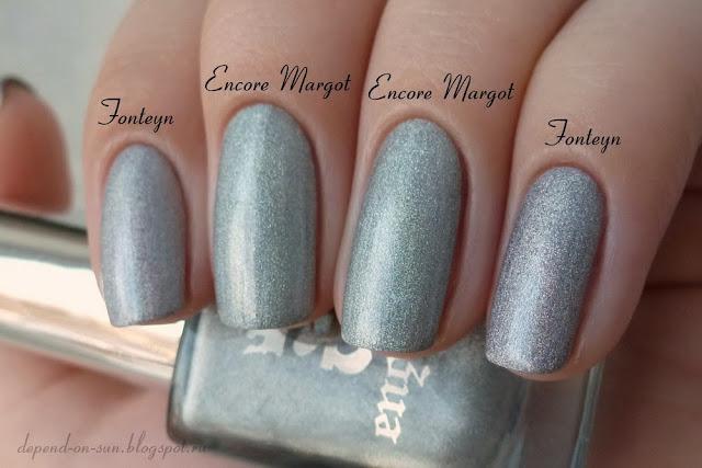 A-England Fonteyn & Encore Margot