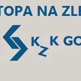 Wytykamy błędy KZK GOP