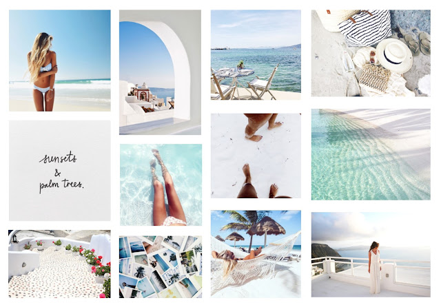 Katherine Penney Chic WeHeartIt inspiration summer holiday pictures blue sea sun beautiful Kefalonia