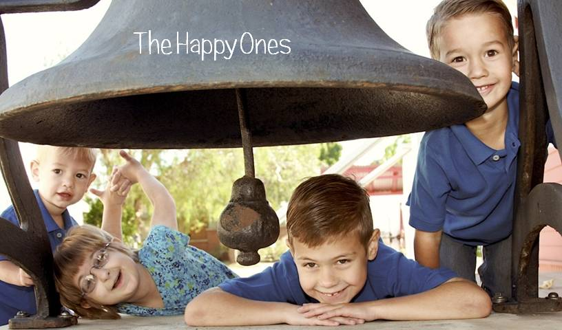 THE HAPPY ONES