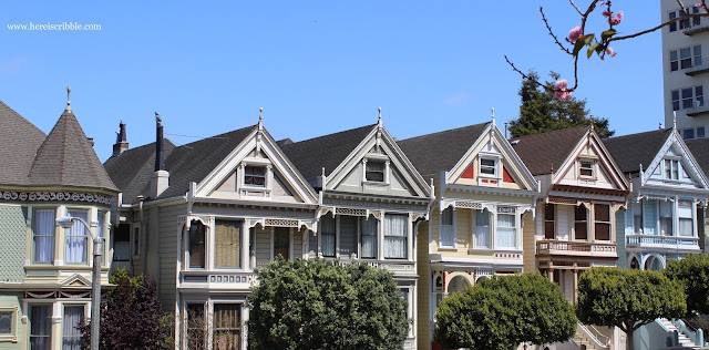 San-Francisco-Day-Trip-Painted-Ladies