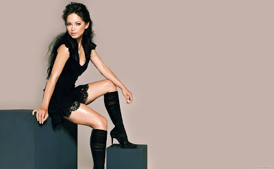 Kristin Kreuk Wide Wallpaper