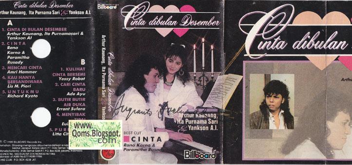 ... , ITA PURNAMASARI. & YANKSON AI – (1989) Cinta Dibulan Desember