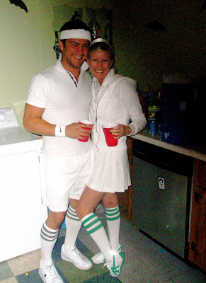 Tennis Player Costumes