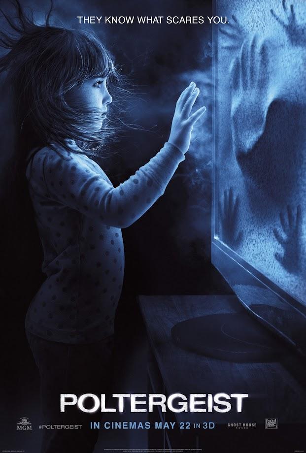 Poltergeist: O Fenômeno, reboot produzido por Sam Raimi acabou de ganhar um novo poster