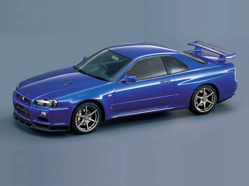 2014 Nissan skyline R34 | Just Welcome To Automotive