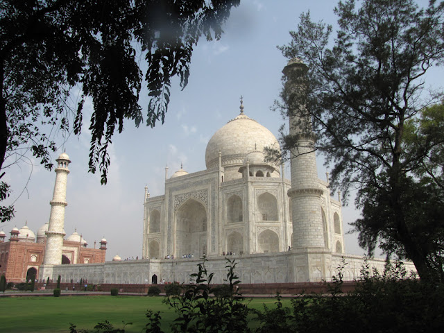 India - Agra - Taj Mahal
